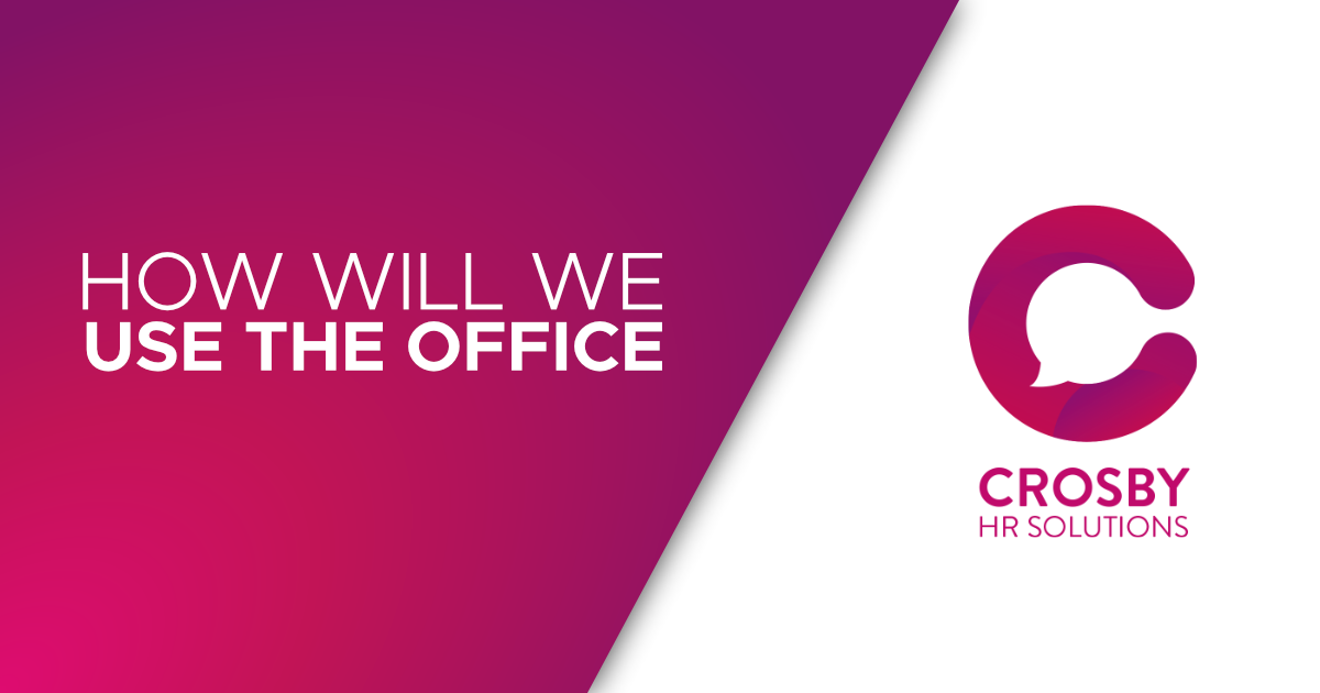 How will we use the office going forward?